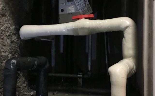 マンション水漏れ修繕